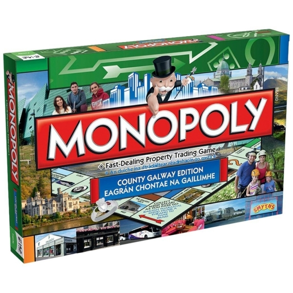 Galway Monopoly - 365games co uk