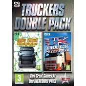 Truckers Double Pack (Euro Truck & UK Truck) Simulator Game PC
