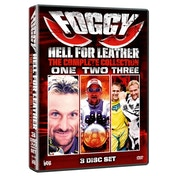 Foggys Hell For Leather 1 to 3 Complete Collection DVD