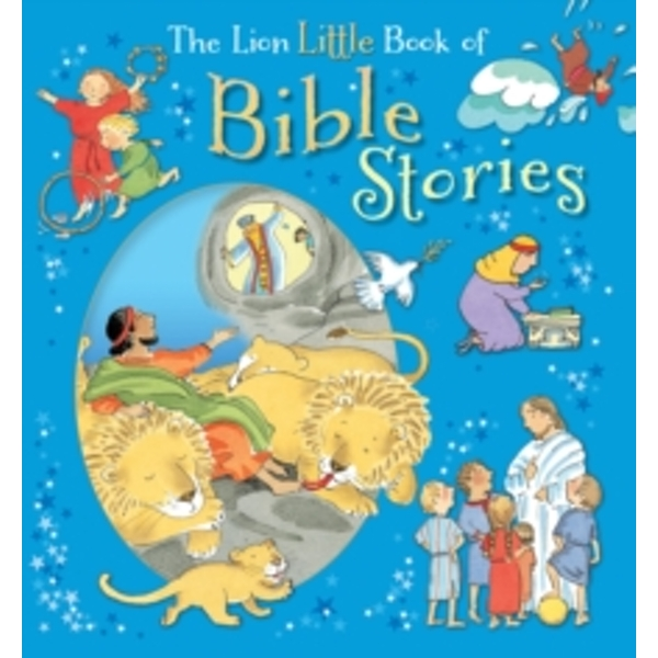 The Lion Little Book of Bible Stories by Elena Pasquali (Hardback, 2014)