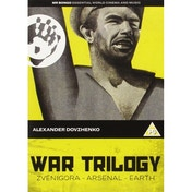 Dovzhenko - War Trilogy DVD