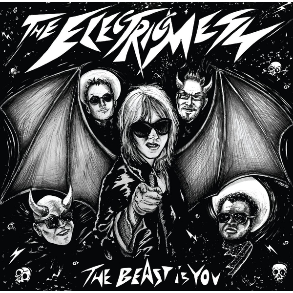 The Electric Mess - The Beast Is You Vinyl