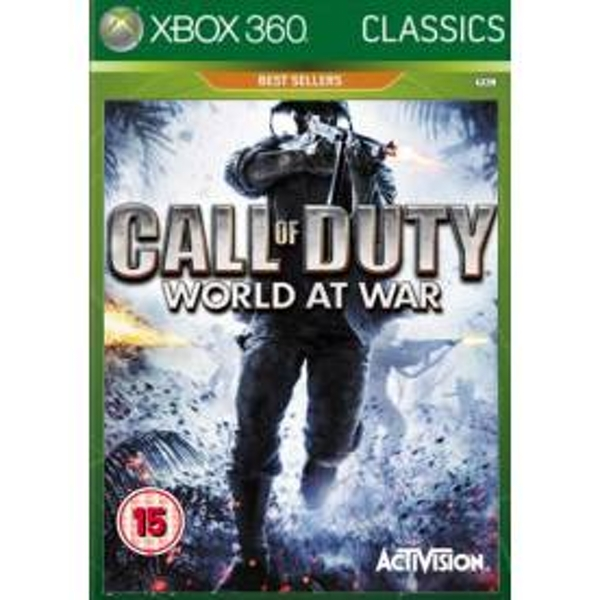 Call Of Duty 5 World At War Game (Classics) Xbox 360 - Image 1