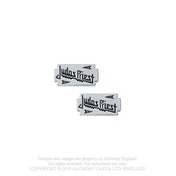 Judas Priest - Razor Blade Stud Earrings