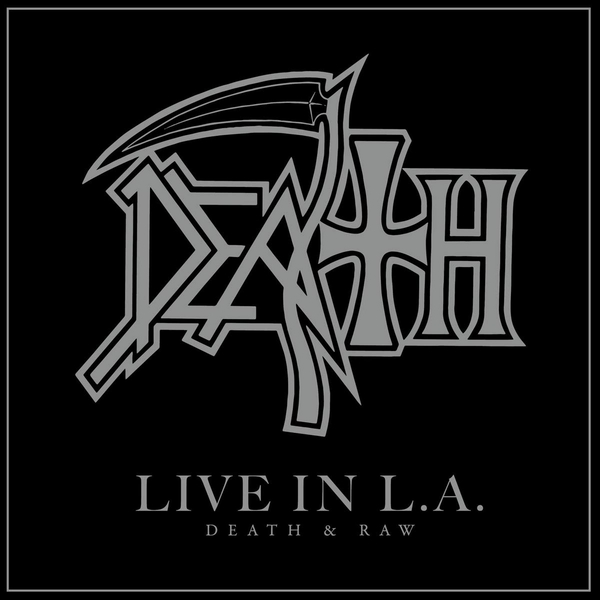Death - Live In L.A. Vinyl
