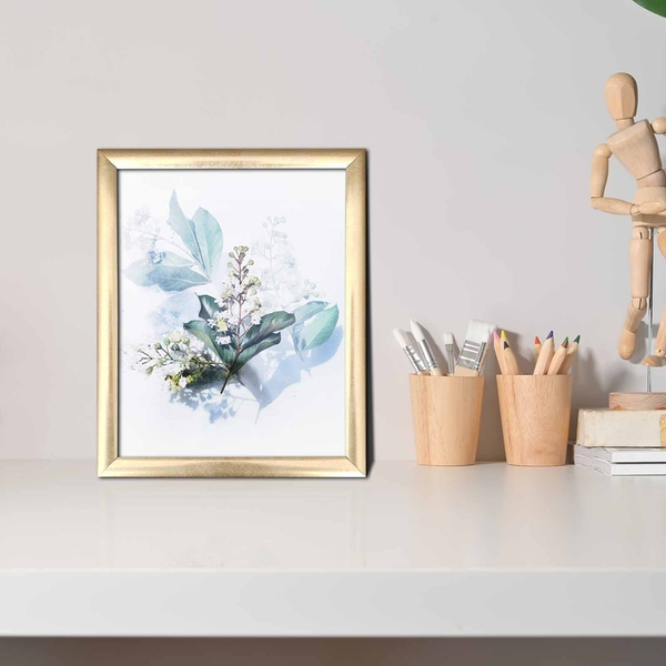 ACT-051 Multicolor Decorative Framed MDF Painting