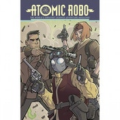 Atomic Robo  Volume 11: Atomic Robo & The Temple Of Od