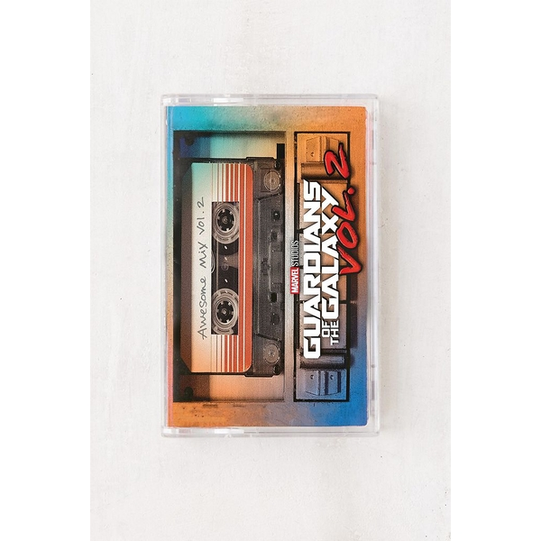Guardians Of The Galaxy Awesome Mix Vol. 2 Original Soundtrack Cassette