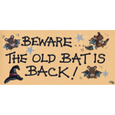 Beware The Old Bat Pack Of 12