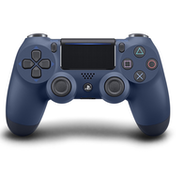 Official Sony Dualshock 4 Midnight Blue Edition V2 Controller PS4 [Damaged Packaging]