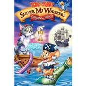Tom and Jerry Shiver My Whiskers DVD