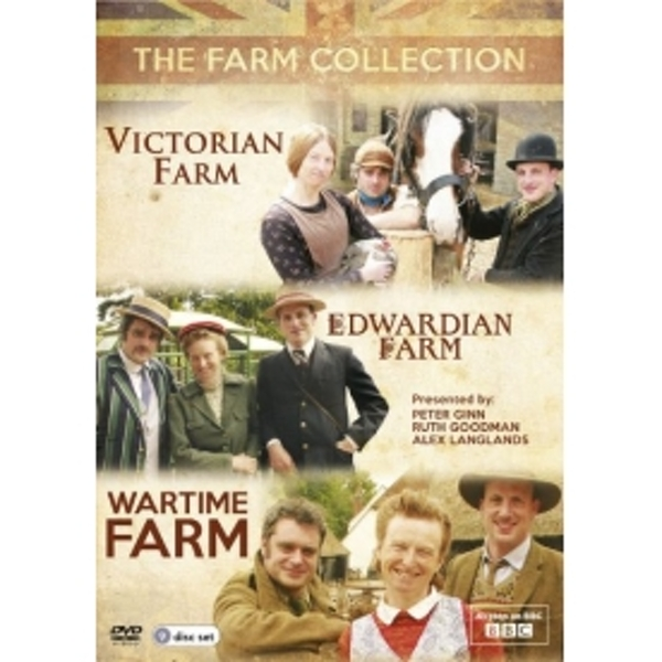 The Farm Collection Featuring Victorian  Edwardian and Wartime Farm