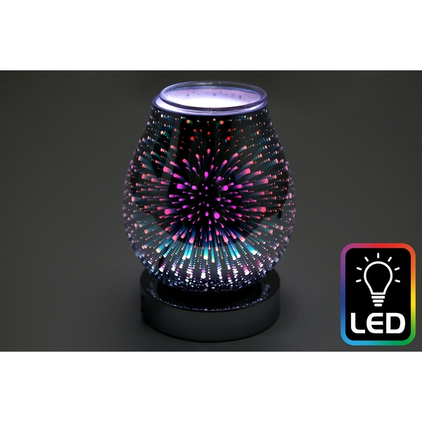 Galaxy LED Oil Burner (UK Plug)