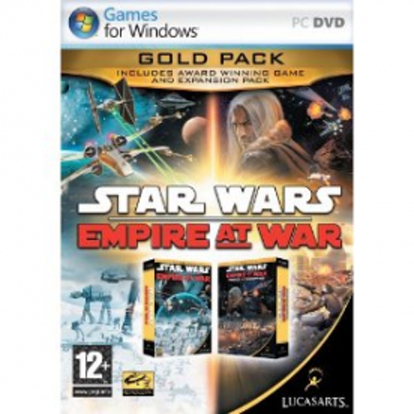 Star Wars Empire At War Gold Pack Game PC