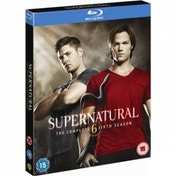 Supernatural Season 6 Blu-Ray
