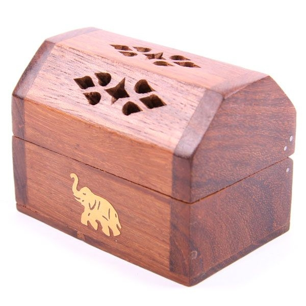 Sheesham Wood (Pack Of 6) Mini Box