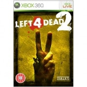 Ex-Display Left 4 Dead 2 Game Xbox 360 Used - Like New