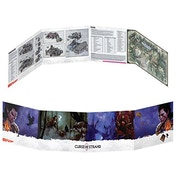 Dungeons & Dragons Dungeon Master's Screen Curse of Strahd