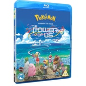 Pokemon the Movie: The Power of Us Blu-ray