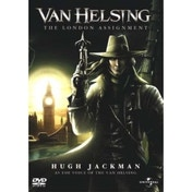 Van Helsing The London Assignment (Animated) DVD