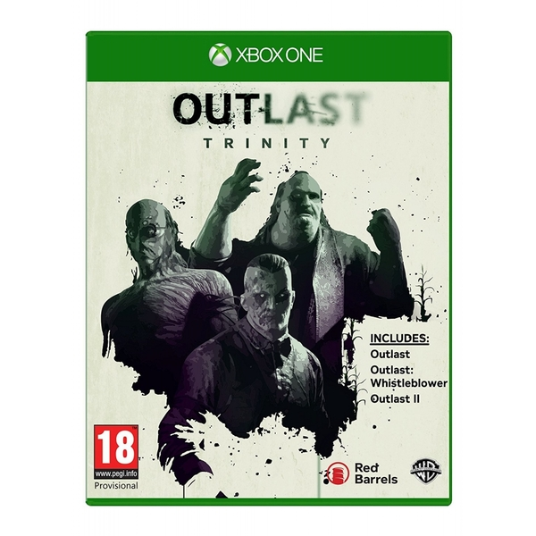 Outlast Trinity Xbox One Game