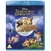 Bedknobs and Broomsticks Blu-ray