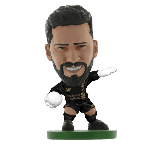 Soccerstarz Alisson Liverpool Home Kit 2020 Figure
