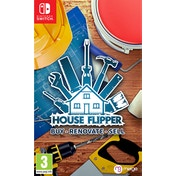 House Flipper Nintendo Switch Game
