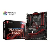 MSI B360 GAMING PLUS LGA 1151 (Socket H4) Intel® B360 ATX