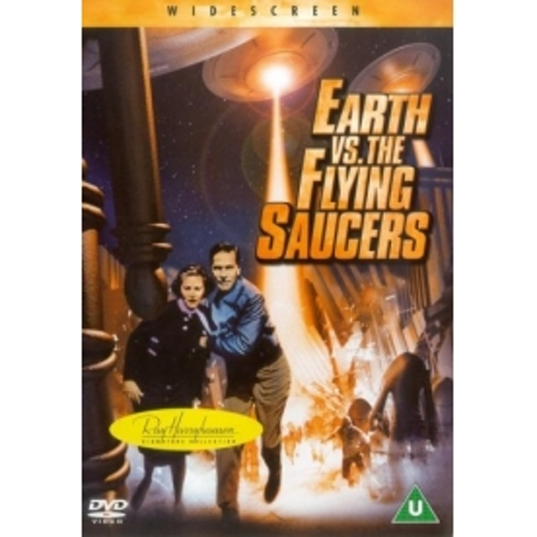 Earth vs. the Flying Saucers DVD