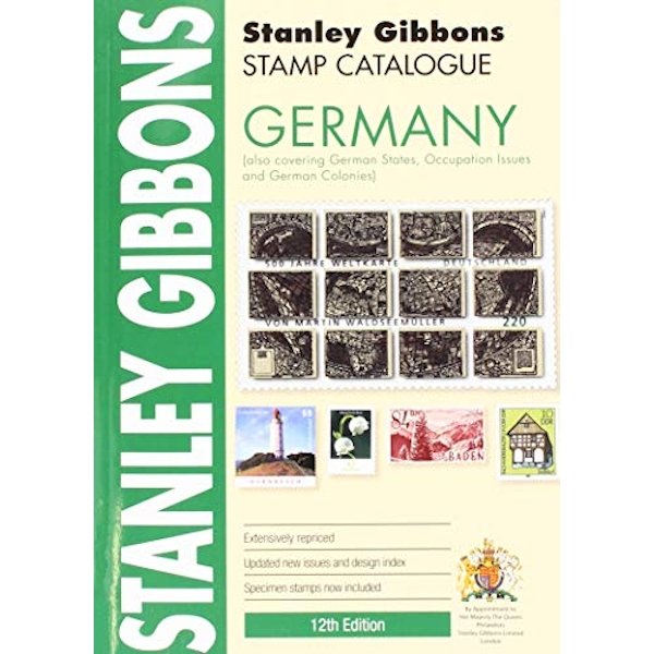Germany Catalogue  Paperback / softback 2018