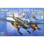 Junkers Ju88 A-4 Bomber 1:72 Revell Model Kit