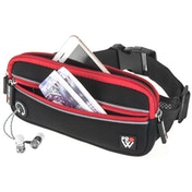 Proworks Running Belt - Black/Red