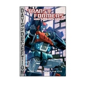 Transformers More Than Meets The Eye Volume 7 Paperback Graphic Novel