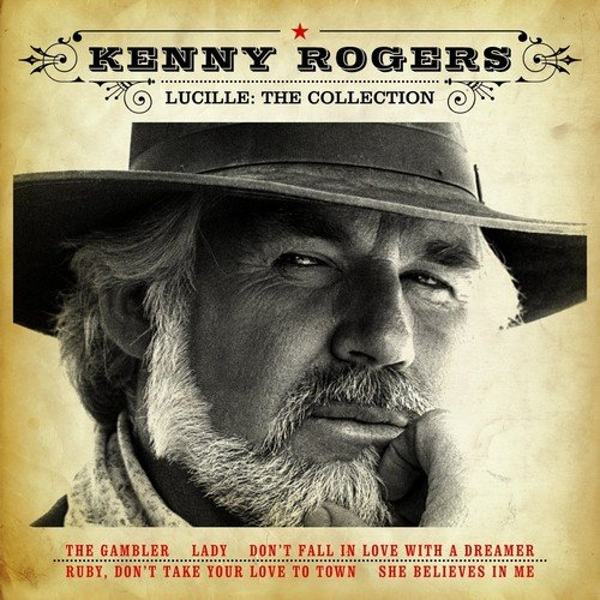 Kenny Rogers - Lucille The Collection CD