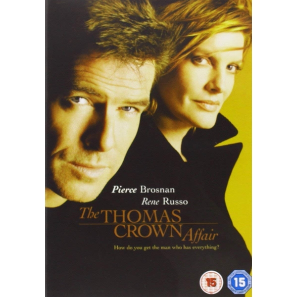 The Thomas Crown Affair (1999) DVD