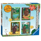 The Gruffalo Ravensburger 4 In Box