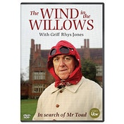 The Wind in the Willows with Griff Rhys Jones - In Search of Mr Toad DVD