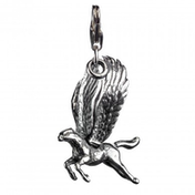 Sterling Silver Buckbeak Clip on Charm
