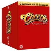 Cheers The Complete Seasons Box Set DVD