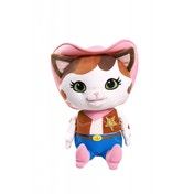 Sheriff Callie Callie-Oke Sing Along (Feature Plush)