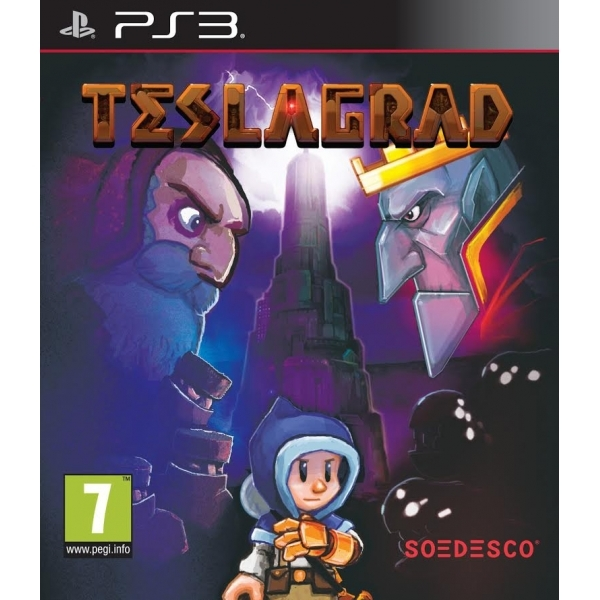 Teslagrad PS3 Game