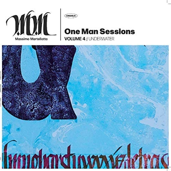 Massimo Martellotta - One Man Session Vol. 4 Underwater Vinyl
