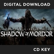 Middle-Earth Shadow of Mordor (with The Dark Ranger DLC) PC CD Key Download for Steam