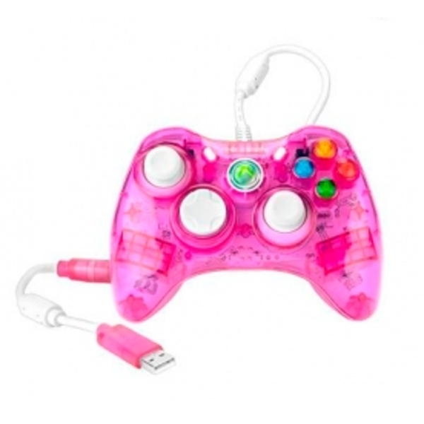 Officially Licensed Microsoft Rock Candy Controller Pink Xbox 360 - Image 2
