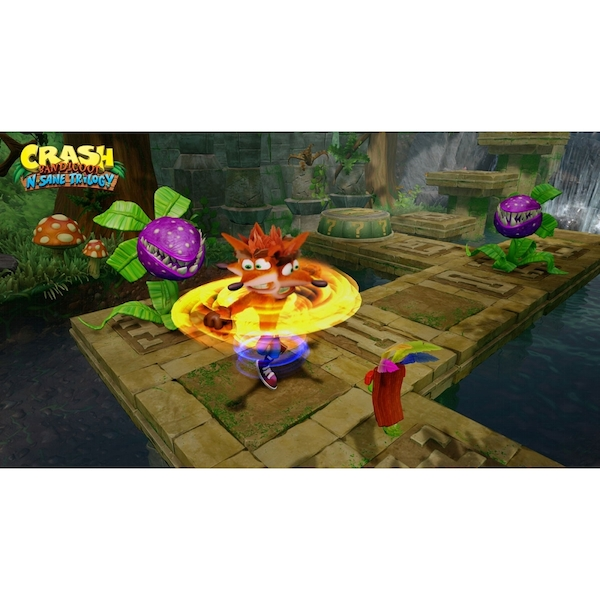 Crash Bandicoot N. Sane Trilogy PS4 Game - Image 2