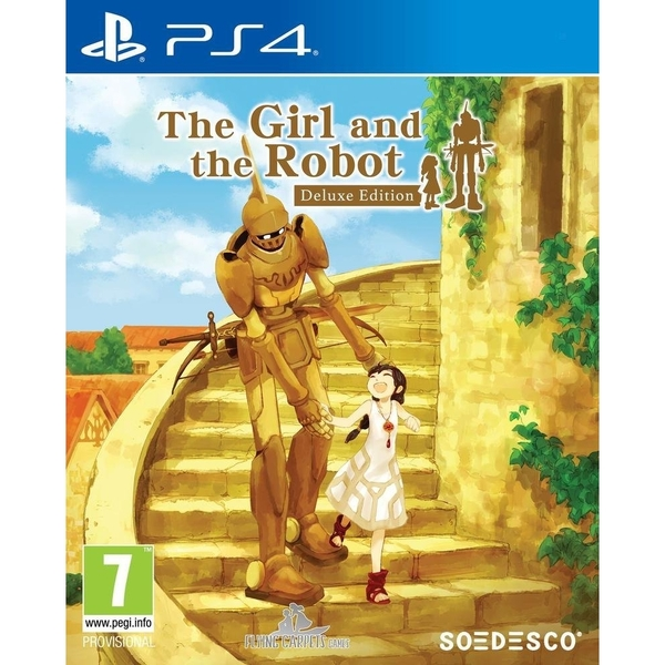 The Girl and the Robot Deluxe Edition PS4 Game