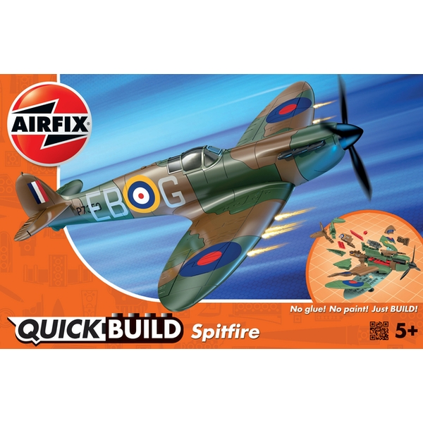 Spitfire Airfix Quick Build Model Kit