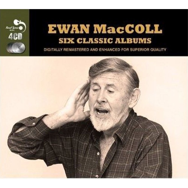 Maccoll Ewan - Six Classic Albums CD