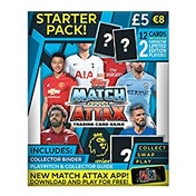 EPL Match Attax 2018/19 Starter Pack